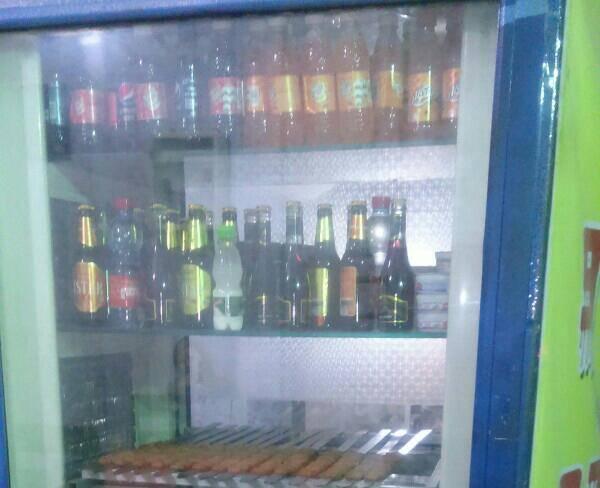 یخچال و فریزر مخصوص مغازه