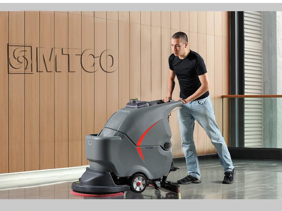 کف شوی,اسکرابر,نظافت محل کار,تجهیزات نظافتی صنعتی