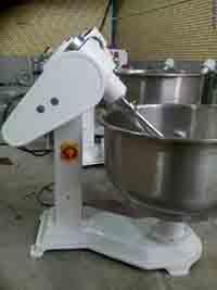 تجهيزات نانوايي دستگاه خميرگير پخت حسين