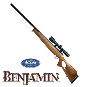 فروش اسلحه بنجامین دست دوم بسیار تمیز در حد 10 شلیک