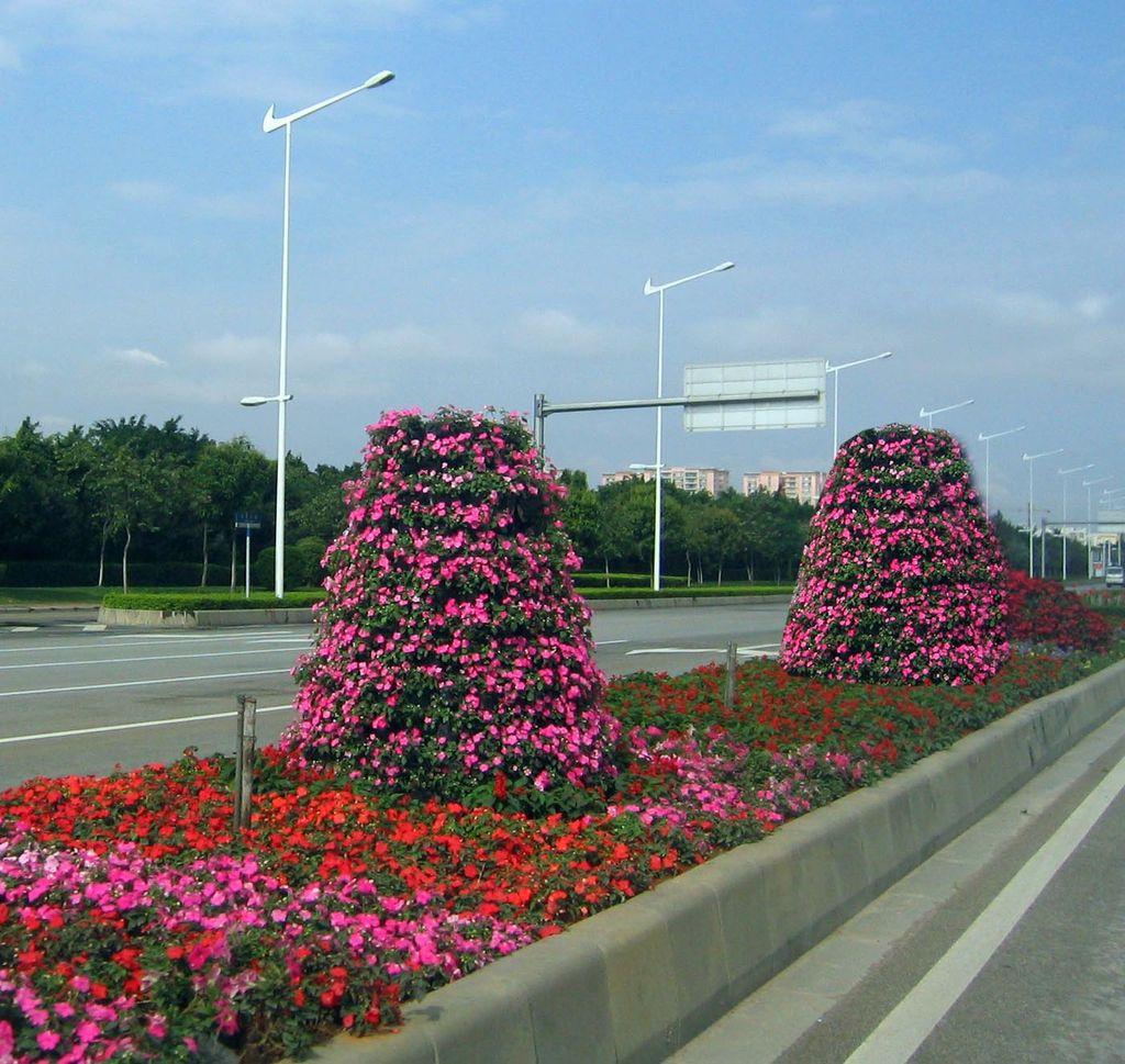 انواع گلدان طبقاتی شهری-گرد-برجی و خروطی