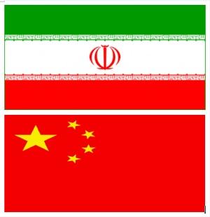 ارتباط تجاری بین چین و ایران