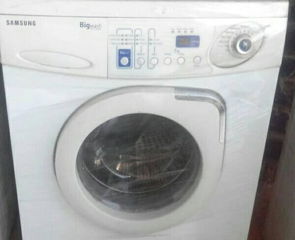 لباسشویی تمام اتوماتیک خشک کن