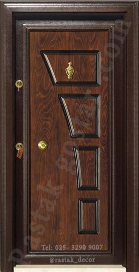 فروش درب های ضد سرقت و تمام فلزی در قم