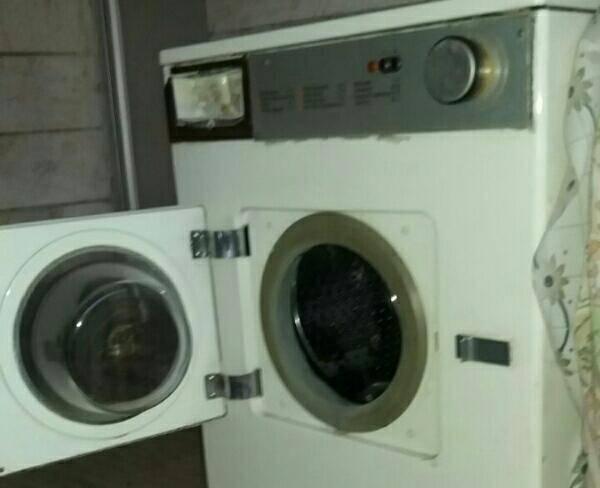 لباسشویی تمیز وسالم