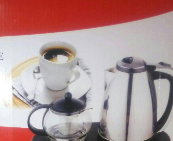 چای ساز 2لیتری یوروسونیک آلمان (کادویی و خانه ...