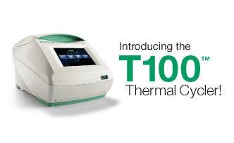 فروش ترمال سایکلر بیوراد مدل T100 BIORAD