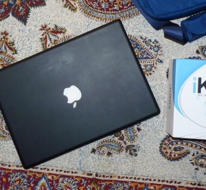فروش Macbook Mid2007 سالم و بسیار تمیز