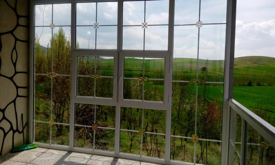 تولید درب و پنجره upvcدوجداره