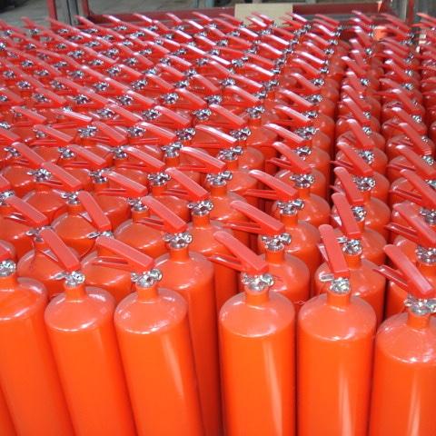 فروش شارژ کپسول آتش نشانی شیراز