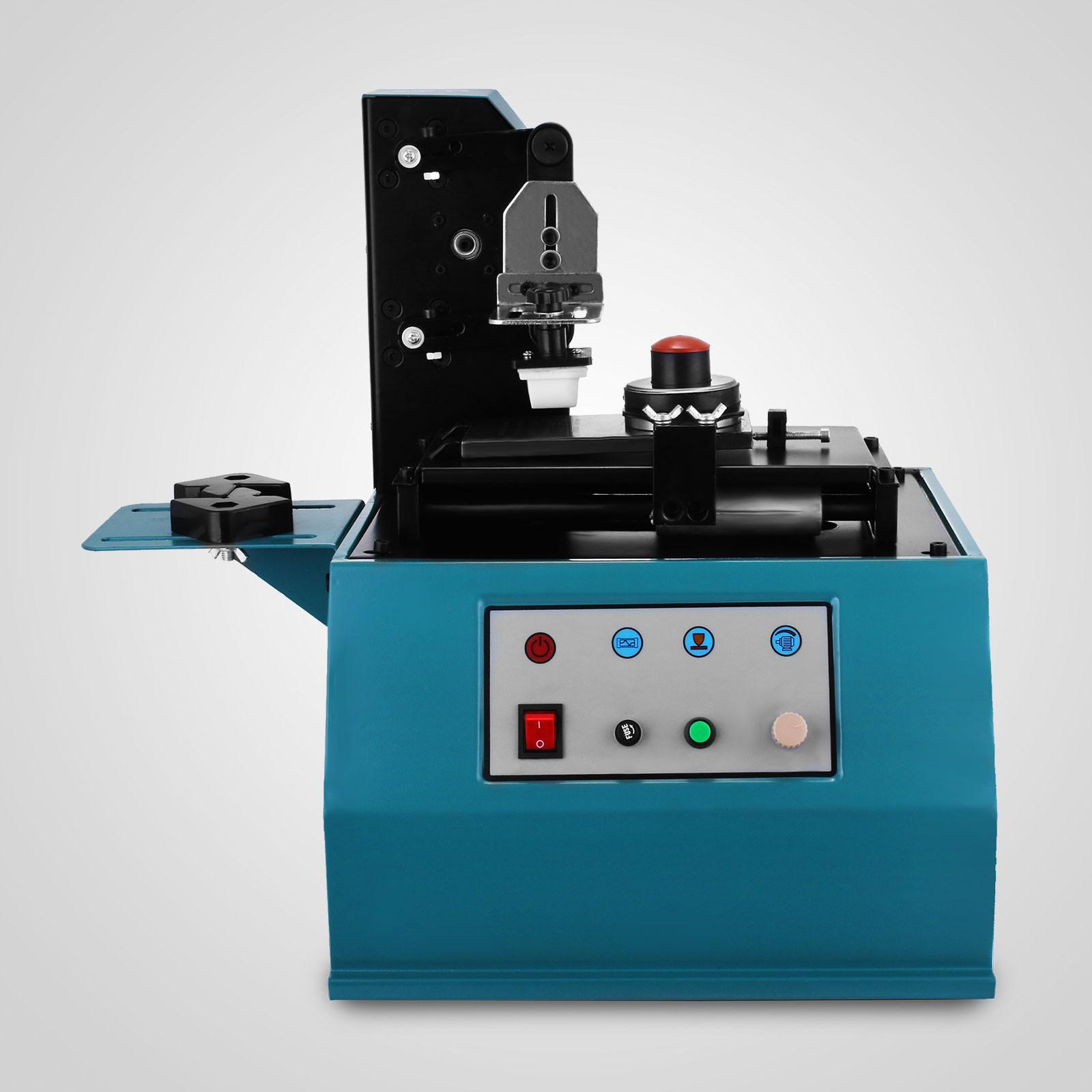 دستگاه تامپوی رومیزی - مارک زنی و چاپ رنگی روی قطعات
