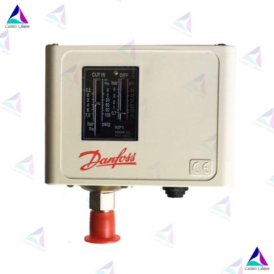 پرشر سوئیچ پمپ Low Pressure دانفوس مدل  KP1 و KP35