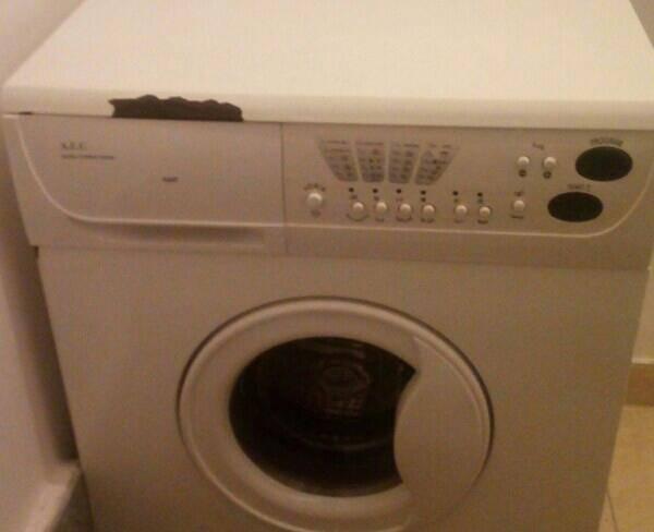 ماشین لباسشویی درحدنو و باصرفه