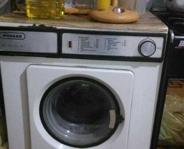ماشین لباسشویی خشک کن دو شیره خارجی