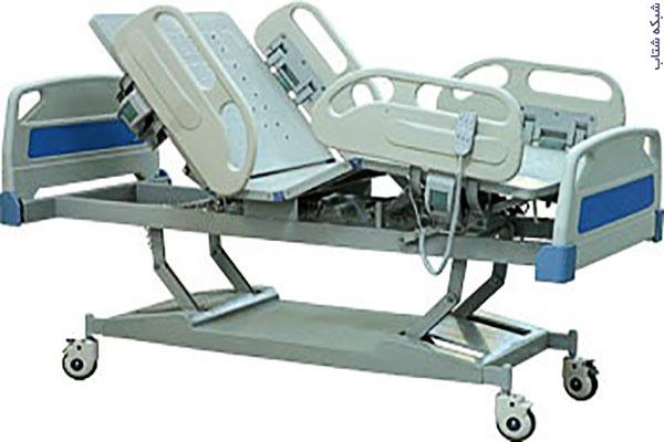 :: فروش واجاره تخت بیمار وبیمارستانی برقی ومکانیکی دستگاه اکسیژن ساز