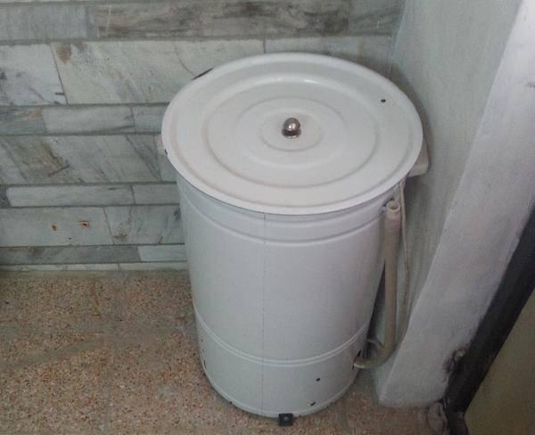 فروش ماشین لباسشویی سطلی