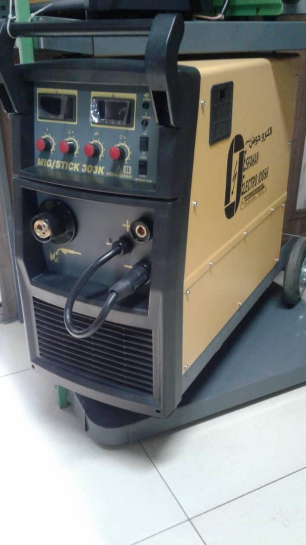 دستگاه جوش MIG 301 آمپر تکفاز