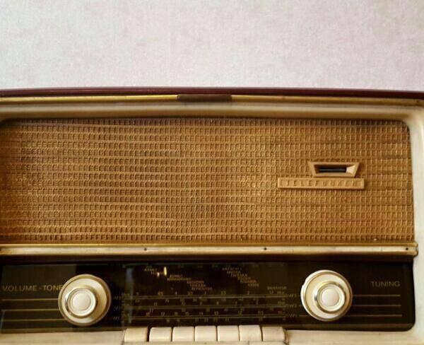 رادیو لامپی