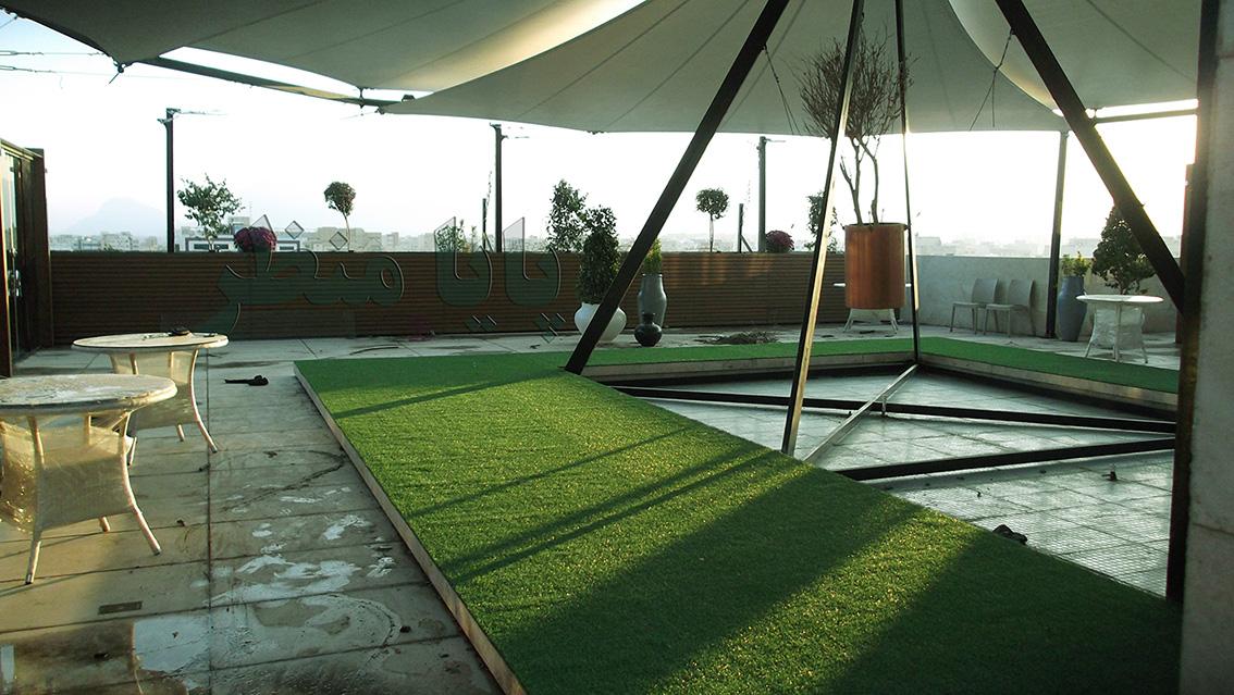 عرضه انواع چمن مصنوعی:تزیینی، ورزشی و فضای سبز