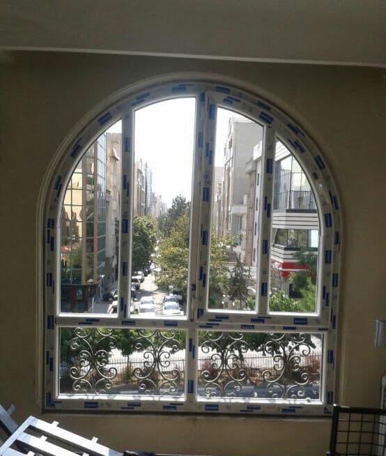 تولید و نصب سیستمهای درب و پنجره upvc , آلومینیوم و شیشه های دوجداره