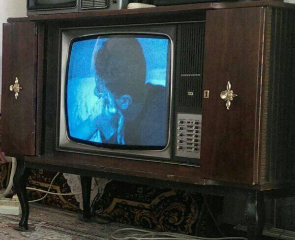 تلویزیون مبله لامپی شابلورنز