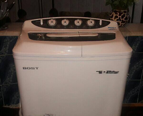 ماشین لباسشویی دوقلوbostخشک