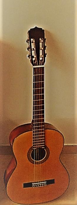 گیتار aria ak50 بسیار تمیز