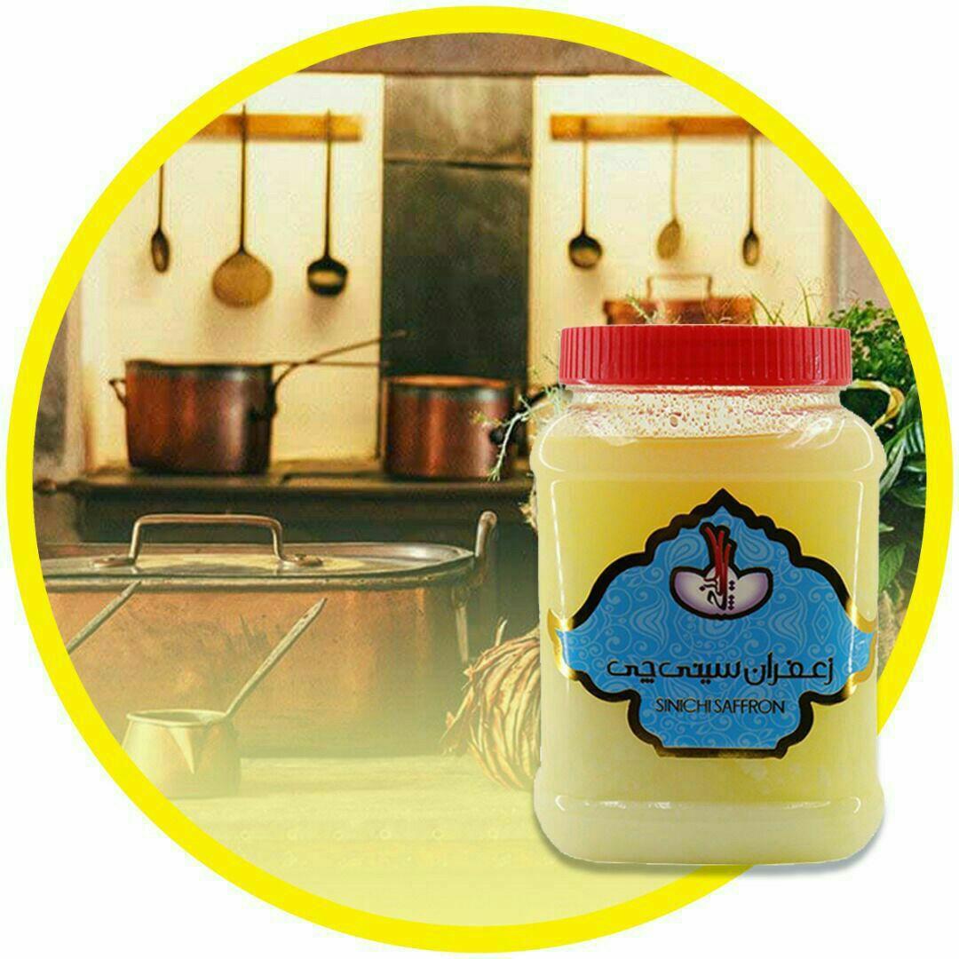 عرضه کننده بهترین روغن زرد اعلاء حیوانی در دو نوع گاوی و گوسفندی با بهترین کیفیت و عطر و طعم فروشگاه سینی چی