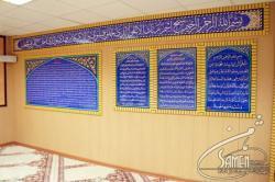 انواع پاراوان و پارتیشن مسجد