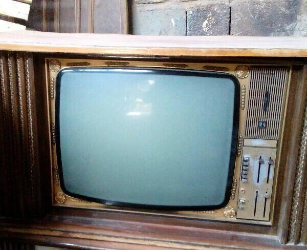 تلوزیون لامپی