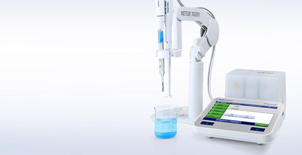 تعمیر انواع pHمتر و هدایت سنج آزمايشگاهي