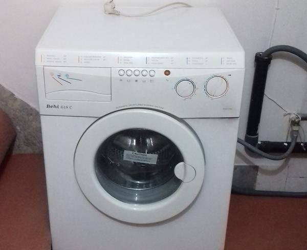 ماشین لباسشویی بهی