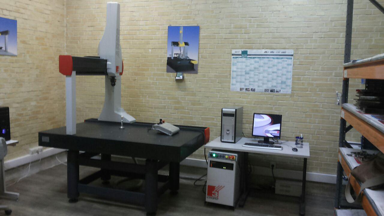 فروش دستگاه اندازه گیری مختصاتی CMM