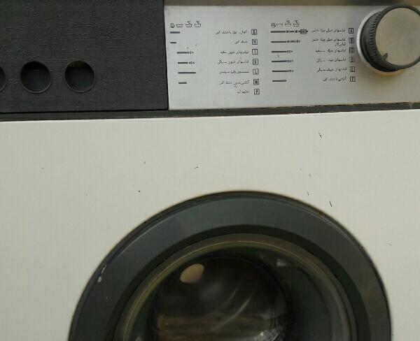 ماشین لباسشویی پارس تمام اتوماتیک