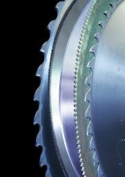 تیغ اره دیسکی سگمنتی در دو نوع فولاد بر و غیر آهنی (الومینیم)