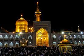 با ما در تور مشهد ویژه عید 98