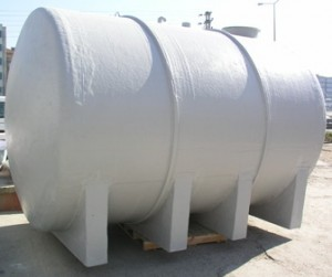 انوع مخازن فایبرگلاس مناسب مواد شیمایی و آب