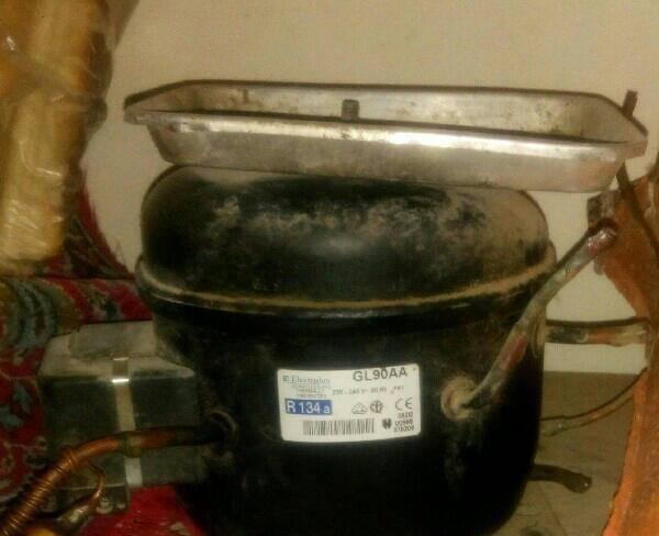 موتور یخچال خانگی