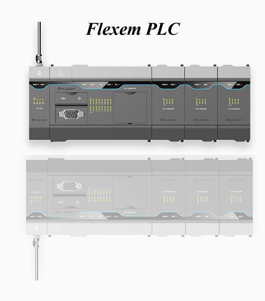 واردکننده PLC Flexem در ایران