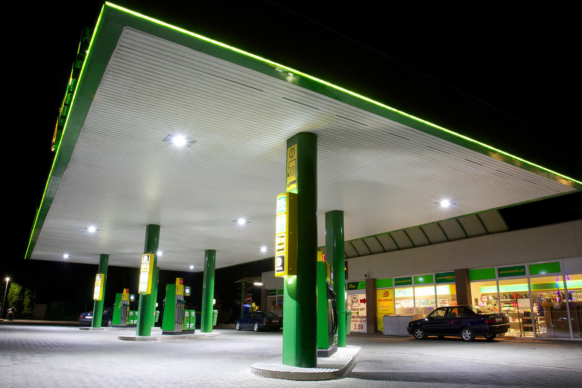 لوازم پمپ بنزین و جایگاه سوخت