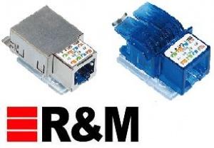نمایندگی محصولات شبکه آر اند ام (R&M)