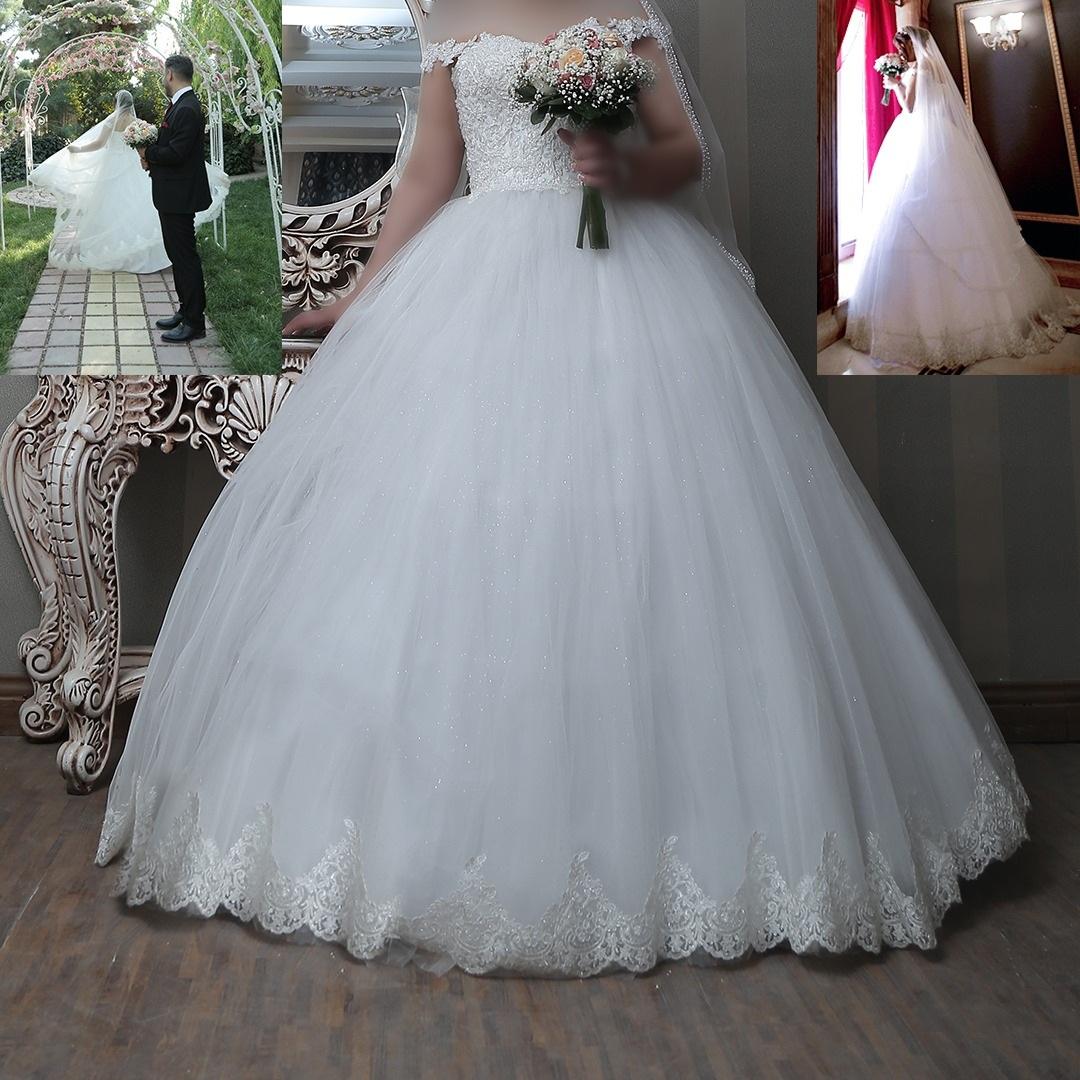 لباس عروس دست دوم سفارشی دوز