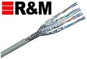 فروش انواع کابل شبکه سوئیسی آر اند ام (R&M)