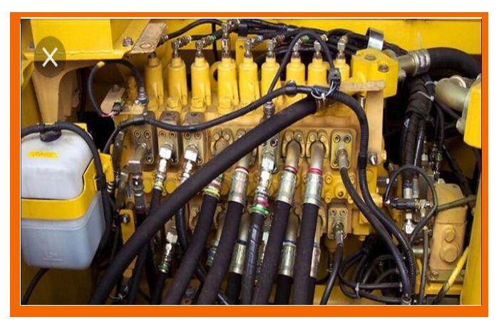 تعمیرات ، طراحی و ساخت قطعات هیدرولیکی