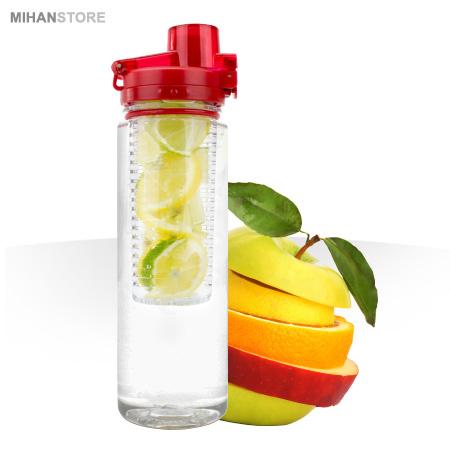 بطری آب ورزشی دتاکس واتر detox water