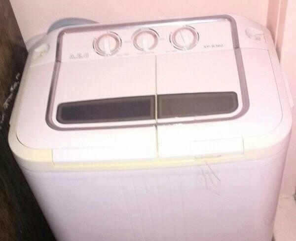 ماشین لباسشویی دوقلو