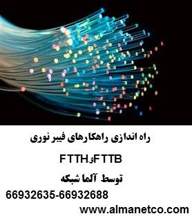 راه اندازی راهکارهای فیبر نوری FTTB و FTTH توسط آلما شبکه--66932635