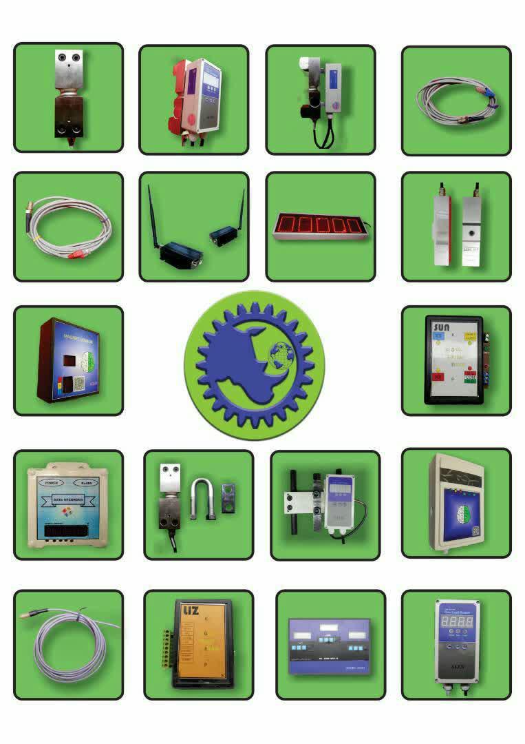 تولید کننده انواع سیستم های توزین اورلودهای دیجیتال مخصوص آسانسور