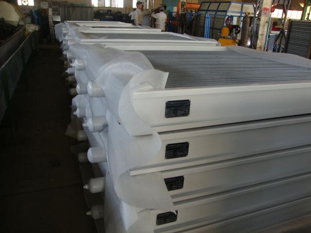 رادیاتورخشککن انواع محصولات (شرکت آذرتبادل)
