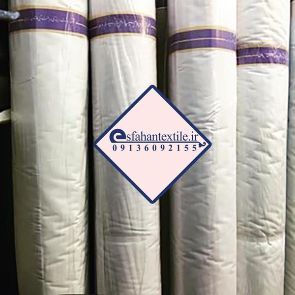 تترون سفید با عرض 2 متر و 3 متر